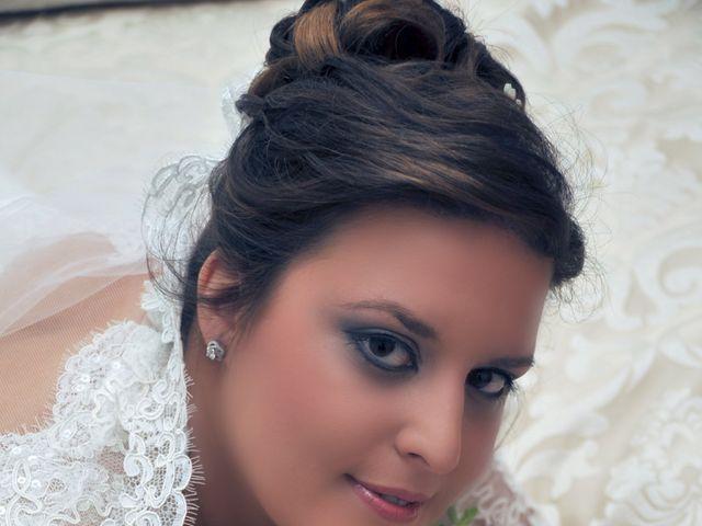 La boda de Angel y Pili en Santa Amalia, Badajoz 8