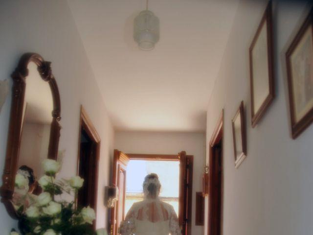 La boda de Angel y Pili en Santa Amalia, Badajoz 11