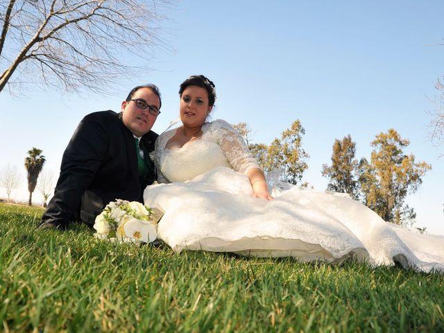 La boda de Pili y Angel