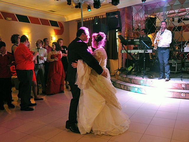 La boda de Angel y Pili en Santa Amalia, Badajoz 20