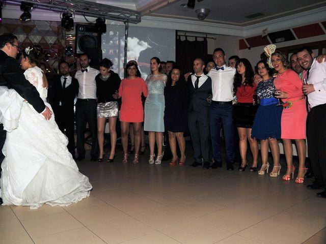 La boda de Angel y Pili en Santa Amalia, Badajoz 21
