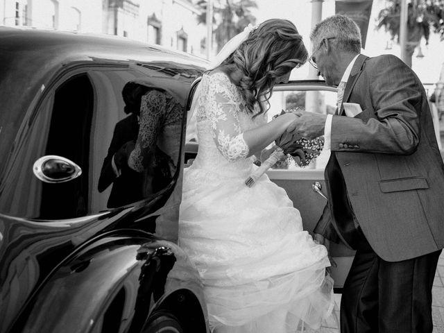La boda de Mariano y Cristina en San Fernando, Cádiz 14