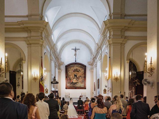 La boda de Mariano y Cristina en San Fernando, Cádiz 16