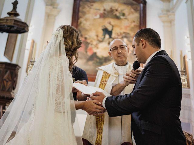 La boda de Mariano y Cristina en San Fernando, Cádiz 17