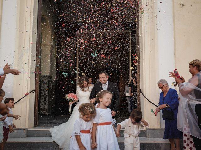 La boda de Mariano y Cristina en San Fernando, Cádiz 18