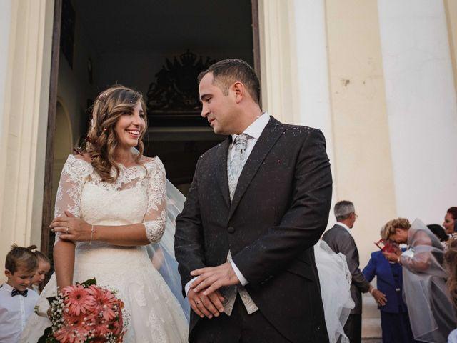 La boda de Mariano y Cristina en San Fernando, Cádiz 20