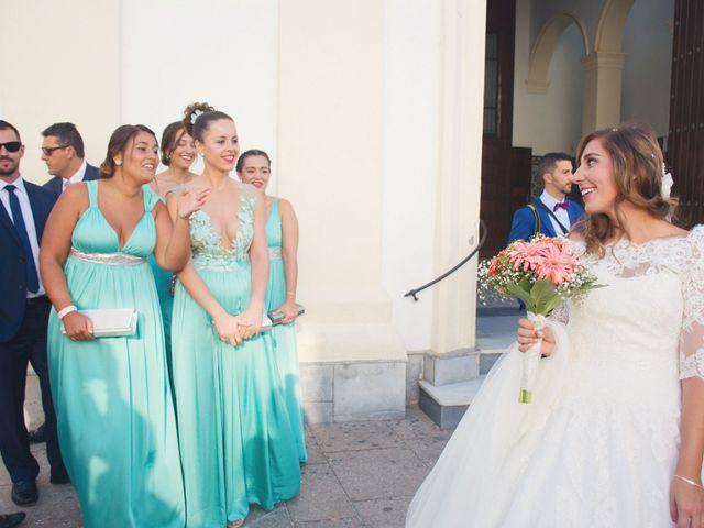 La boda de Mariano y Cristina en San Fernando, Cádiz 22