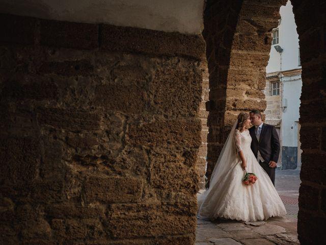 La boda de Mariano y Cristina en San Fernando, Cádiz 23