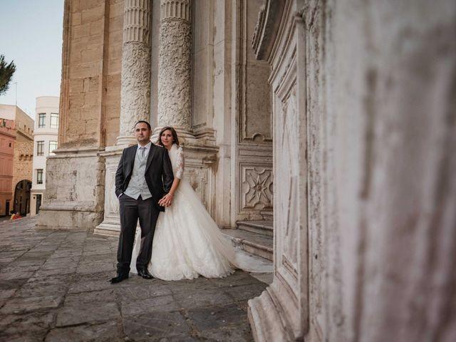 La boda de Mariano y Cristina en San Fernando, Cádiz 26