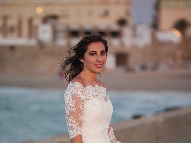 La boda de Mariano y Cristina en San Fernando, Cádiz 27
