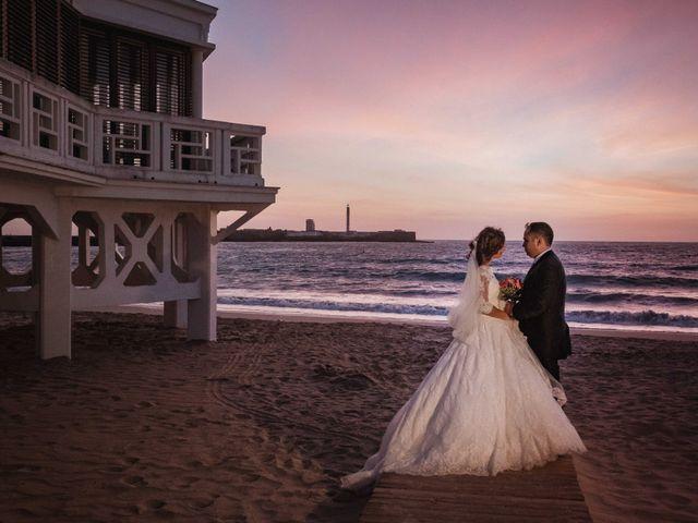 La boda de Mariano y Cristina en San Fernando, Cádiz 31