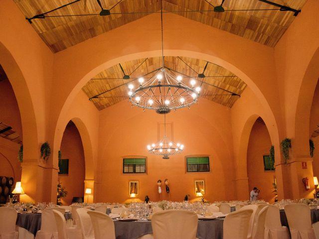 La boda de Mariano y Cristina en San Fernando, Cádiz 34