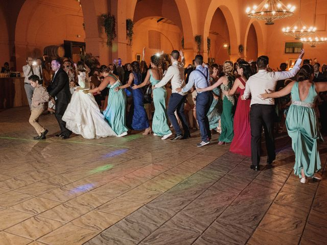 La boda de Mariano y Cristina en San Fernando, Cádiz 38