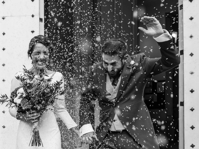 La boda de Víctor y Elena en Madrid, Madrid 1