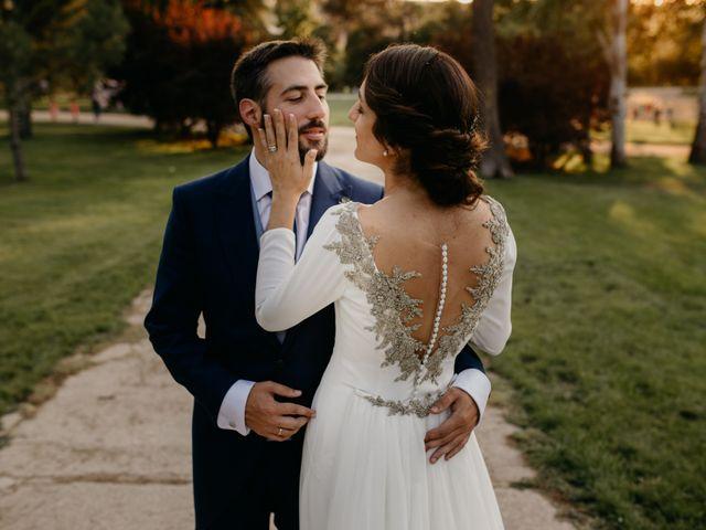 La boda de Víctor y Elena en Madrid, Madrid 24