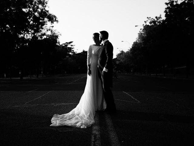 La boda de Víctor y Elena en Madrid, Madrid 25