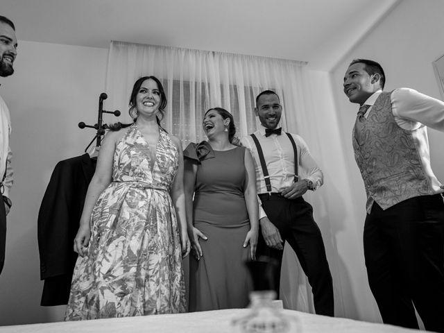 La boda de Antonio y Isabel en Málaga, Málaga 20