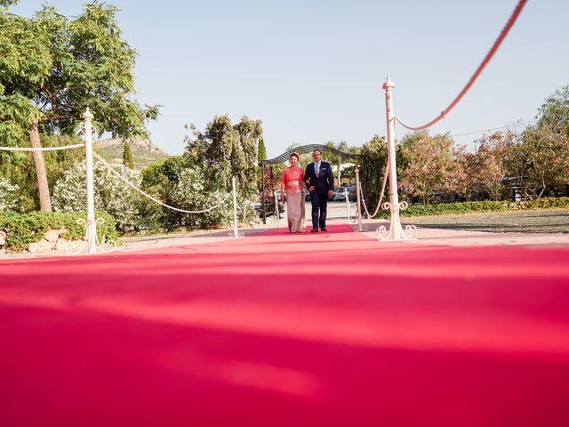 La boda de Antonio y Isabel en Málaga, Málaga 31