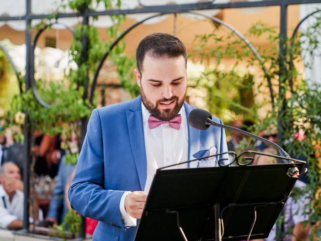 La boda de Antonio y Isabel en Málaga, Málaga 33