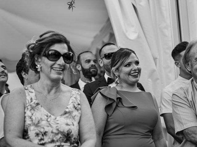 La boda de Antonio y Isabel en Málaga, Málaga 35