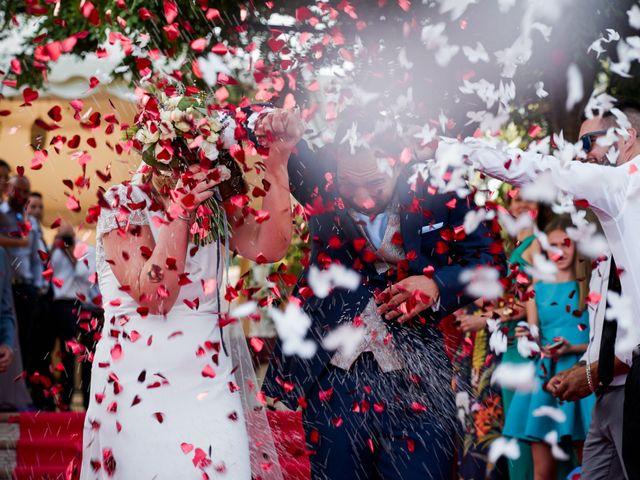 La boda de Antonio y Isabel en Málaga, Málaga 43