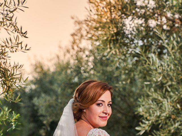 La boda de Antonio y Isabel en Málaga, Málaga 45