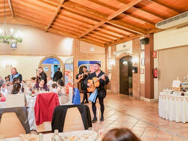 La boda de Antonio y Isabel en Málaga, Málaga 49