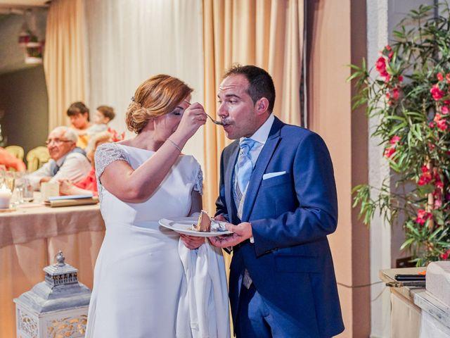 La boda de Antonio y Isabel en Málaga, Málaga 51