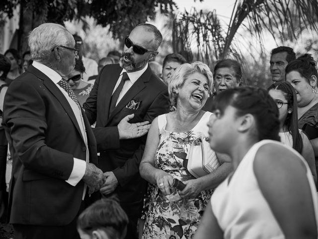 La boda de Antonio y Isabel en Málaga, Málaga 60