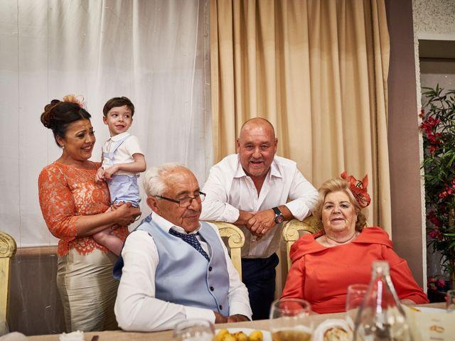 La boda de Antonio y Isabel en Málaga, Málaga 92