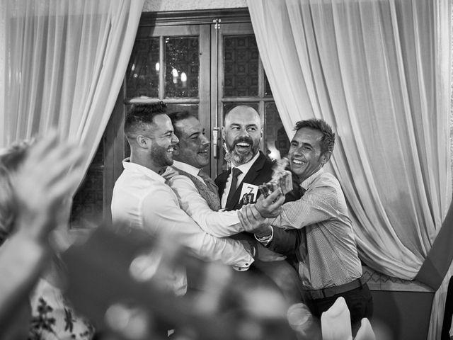 La boda de Antonio y Isabel en Málaga, Málaga 97