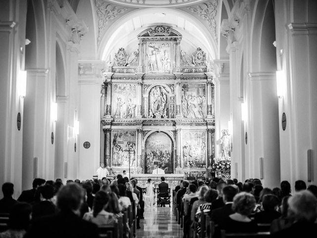 La boda de Miguel y Virginia en Guadalajara, Guadalajara 37