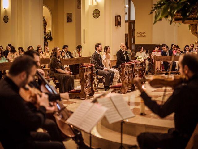 La boda de Miguel y Virginia en Guadalajara, Guadalajara 45