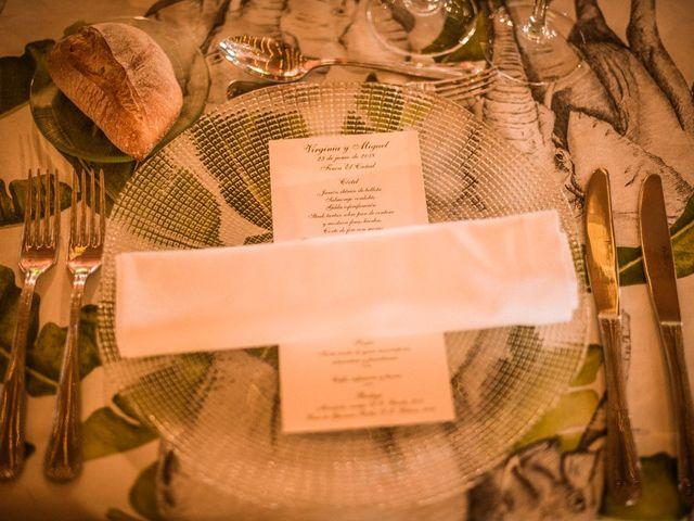 La boda de Miguel y Virginia en Guadalajara, Guadalajara 83