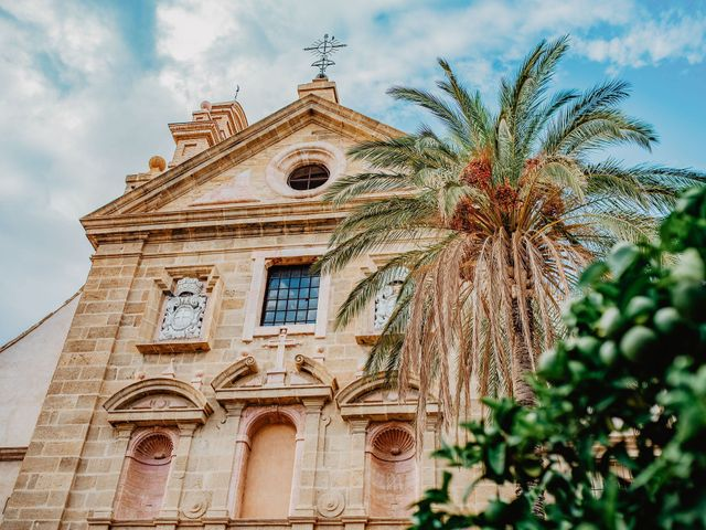 La boda de Damian y Rosalía en Antequera, Málaga 6