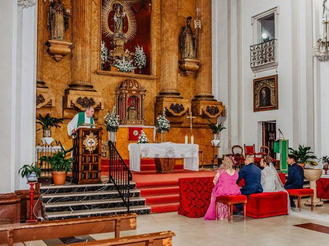 La boda de Damian y Rosalía en Antequera, Málaga 7