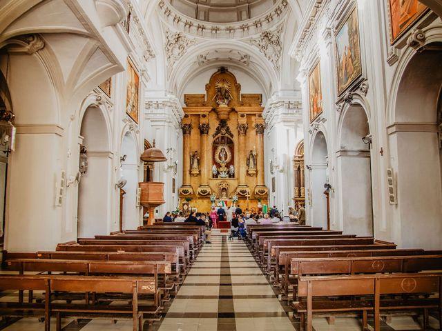 La boda de Damian y Rosalía en Antequera, Málaga 8