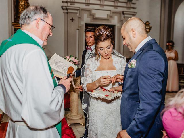 La boda de Damian y Rosalía en Antequera, Málaga 9