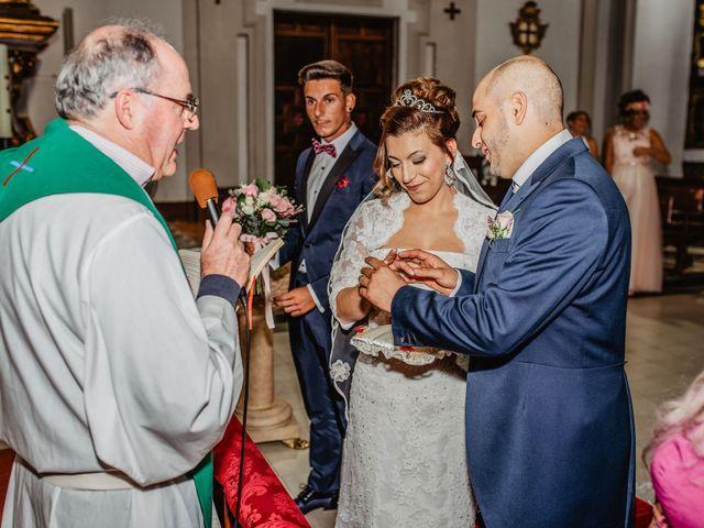 La boda de Damian y Rosalía en Antequera, Málaga 10