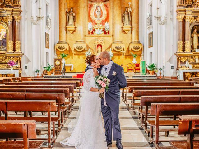 La boda de Damian y Rosalía en Antequera, Málaga 11