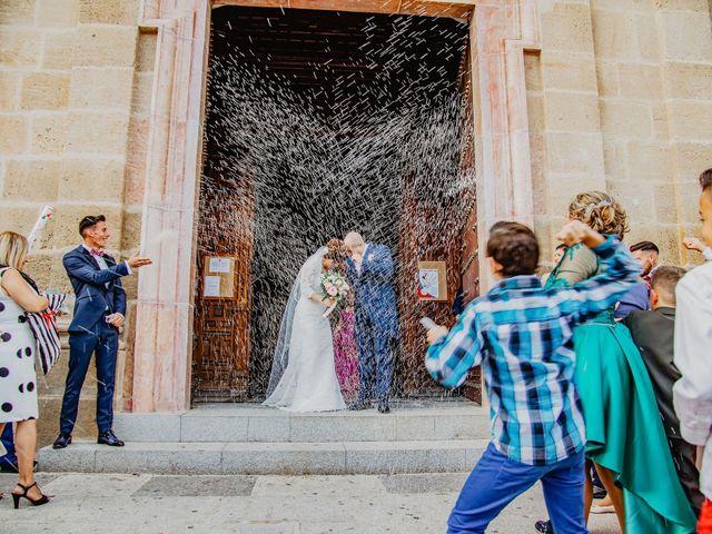 La boda de Damian y Rosalía en Antequera, Málaga 12