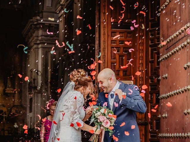 La boda de Damian y Rosalía en Antequera, Málaga 13