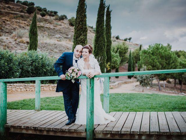 La boda de Damian y Rosalía en Antequera, Málaga 15