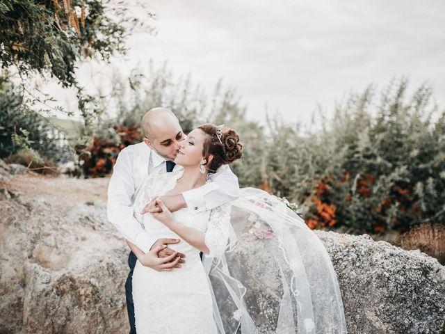 La boda de Damian y Rosalía en Antequera, Málaga 17