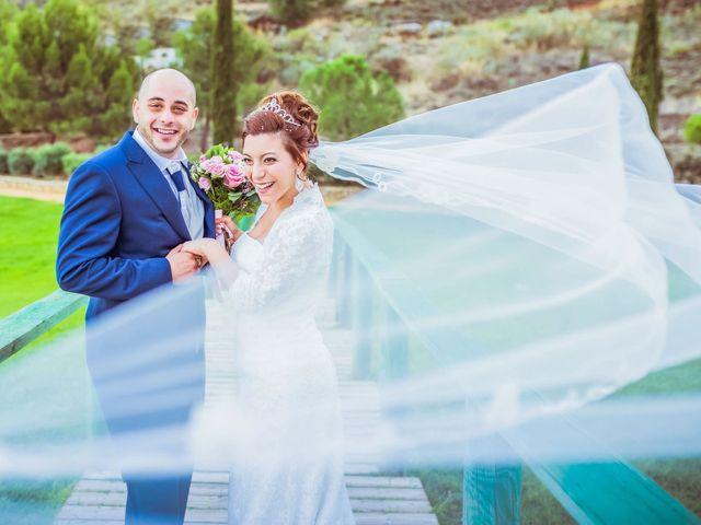 La boda de Damian y Rosalía en Antequera, Málaga 21