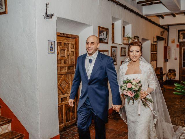 La boda de Damian y Rosalía en Antequera, Málaga 22