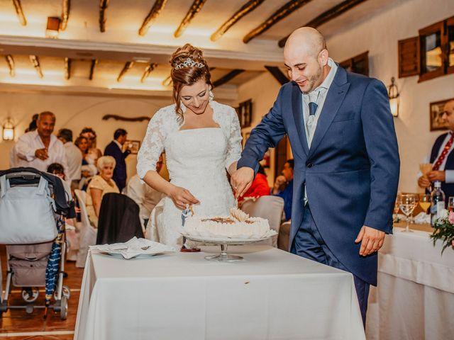 La boda de Damian y Rosalía en Antequera, Málaga 23