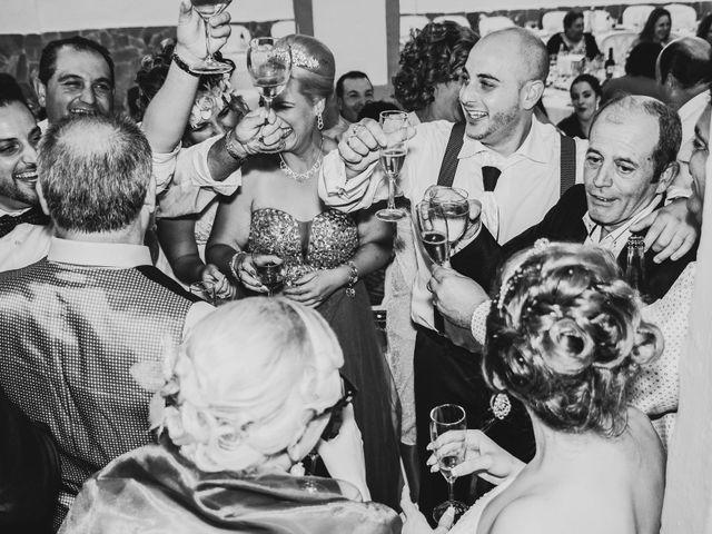 La boda de Damian y Rosalía en Antequera, Málaga 25
