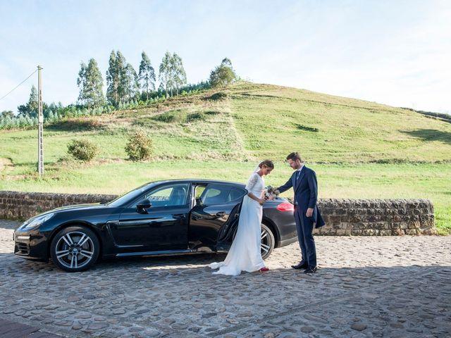 La boda de Miguel y Andrea en Castañeda, Cantabria 19