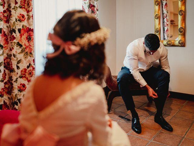 La boda de Manuel y Beatriz en Malagon, Ciudad Real 15